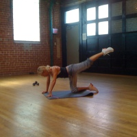 Tracy Anderson Method Days 2-6