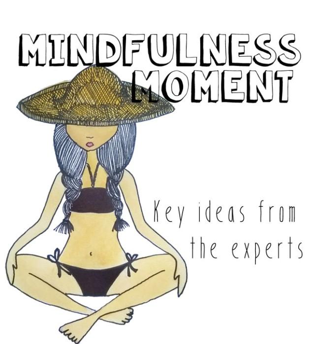 mindfulness moment bikini