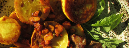 Zucchini with Turmeric 3